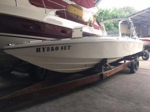 Lancha Cabriolé 33 Offshore